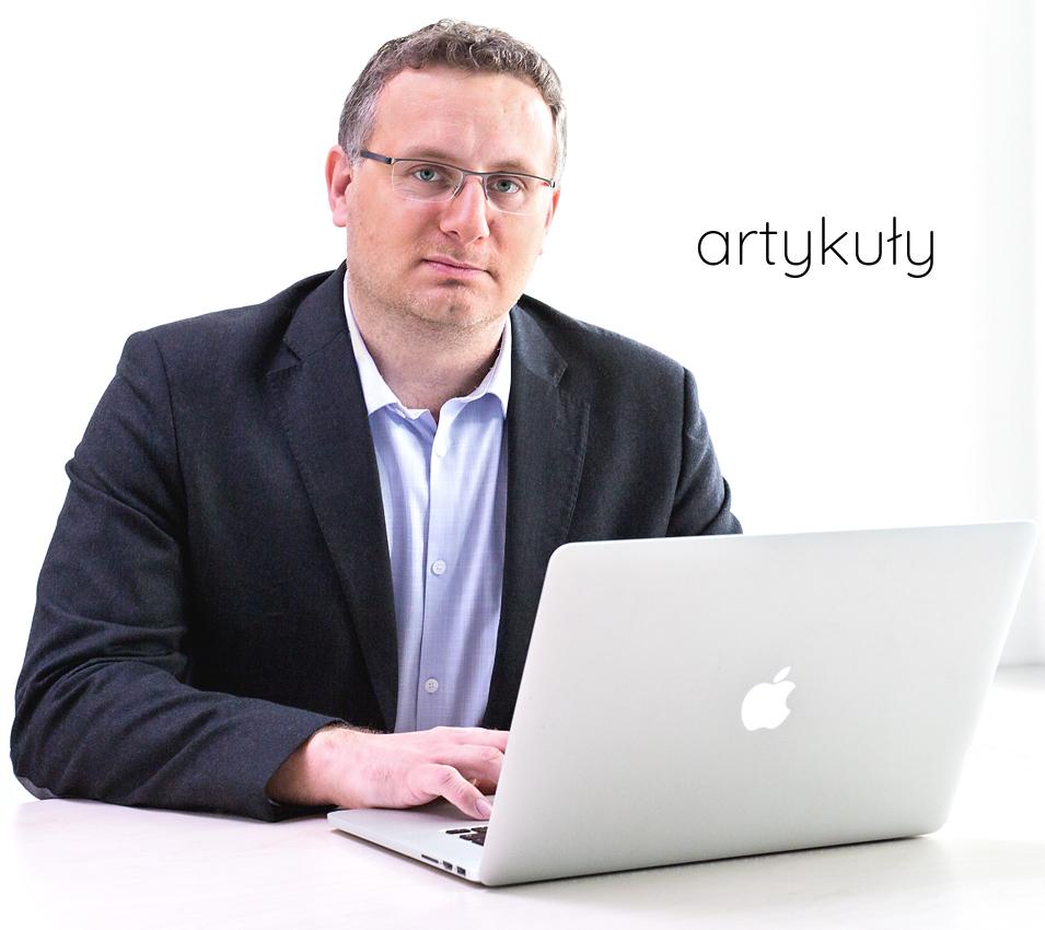 Tomasz Jangas - artykuły